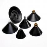 cylindriques coniques